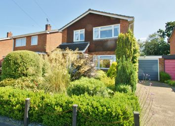 Thumbnail 3 bed detached house for sale in The Shrublands, Horsford, Norwich