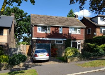 Thumbnail 4 bed detached house for sale in The Grove, Enfield