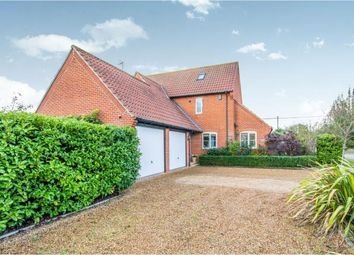 Thumbnail 4 bed detached house for sale in Lessingham, Norwich, Norfolk