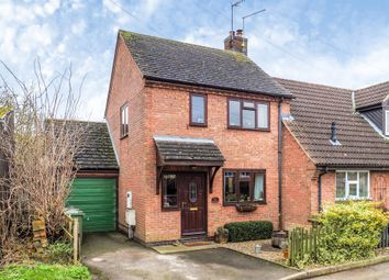 Thumbnail 2 bed end terrace house for sale in The Green, Stathern, Melton Mowbray