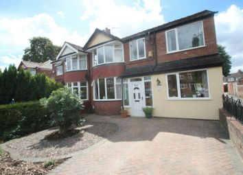 Thumbnail 4 bedroom semi-detached house for sale in Derbyshire Road South, Sale