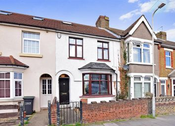Thumbnail 4 bedroom terraced house for sale in Park Avenue, Northfleet, Gravesend, Kent