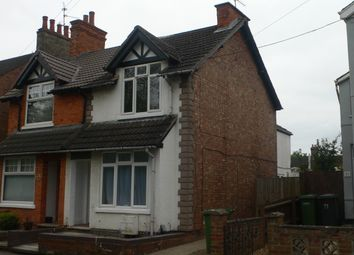 Thumbnail 3 bedroom semi-detached house to rent in Queens Walk, Woodston, Peterborough