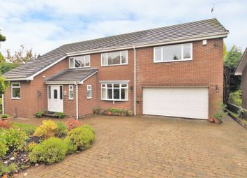 Thumbnail 5 bed detached house for sale in Queensway, Moorgate, Rotherham