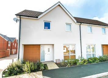 Thumbnail 2 bed semi-detached house for sale in Western Road, Bletchley, Milton Keynes