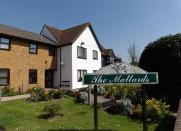 Thumbnail 1 bed flat for sale in Great Wakering, Southend-On-Sea, Essex