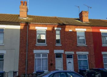 Thumbnail 3 bed terraced house for sale in Cross Road, Coventry