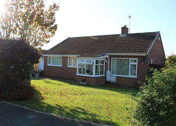 Thumbnail Detached bungalow for sale in Stuart Way, Bridport, Dorset