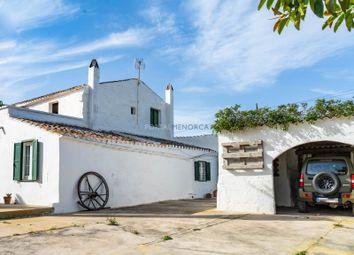 Thumbnail Cottage for sale in Binirramet, Biniparrell, Sant Lluís