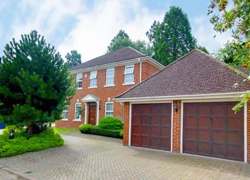 Thumbnail 5 bedroom detached house for sale in Westlinton Close, London