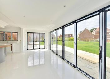 Thumbnail 5 bedroom detached house for sale in Sandwich Road, Hammill Brickworks Deal, Sandwich, Kent