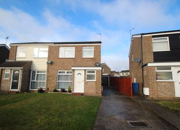 Thumbnail 3 bed semi-detached house for sale in Sandown Road, Ipswich