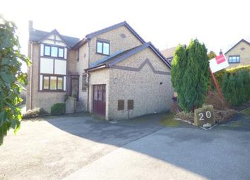 Thumbnail Detached house for sale in Thanet Lee Close, Cliviger, Burnley, Lancashire