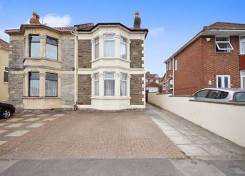 Thumbnail 3 bed semi-detached house for sale in Grange Road, Bishopsworth, Bristol