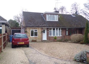 Thumbnail 3 bed bungalow for sale in Church Crookham, Fleet, Hampshire