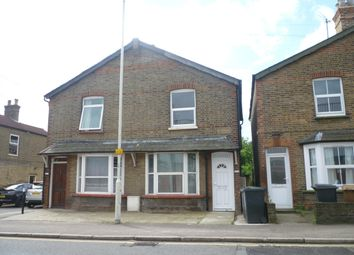 Thumbnail 1 bed flat to rent in Victoria Road, Chelmsford