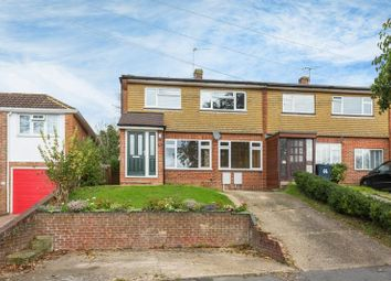 Thumbnail 3 bed end terrace house for sale in Totteridge Drive, High Wycombe