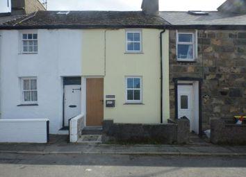 Thumbnail 1 bed terraced house for sale in Tai'r Lon, Nefyn, Pwllheli, Gwynedd