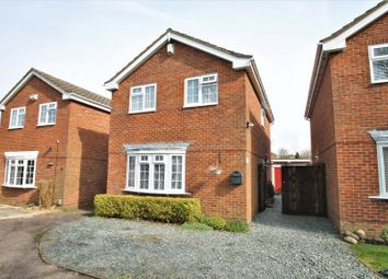 Thumbnail 3 bedroom detached house for sale in Irston Way, Freshbrook, Swindon