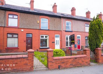 Thumbnail 3 bed terraced house for sale in Lovers Lane, Atherton, Greater Manchester