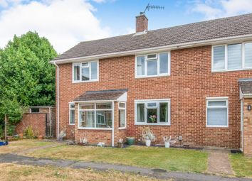 Thumbnail 3 bed end terrace house for sale in Greywell Avenue, Southampton