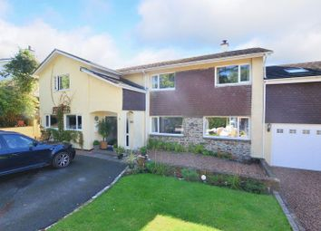 Thumbnail 5 bed detached house for sale in Downlea, Tavistock