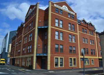 Thumbnail 2 bedroom flat to rent in Harding Street, Swindon