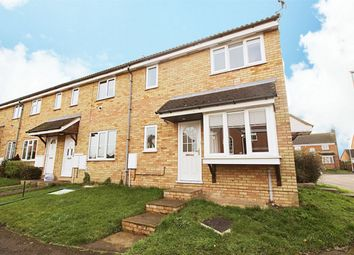 Thumbnail 1 bed end terrace house for sale in Crowhill, Godmanchester, Huntingdon