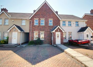 Thumbnail 3 bed town house for sale in Shorelands Court, Cloughey