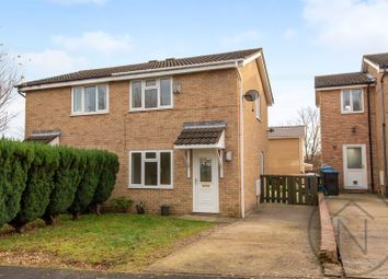 Thumbnail 2 bed semi-detached house to rent in Farnham Close, Newton Aycliffe