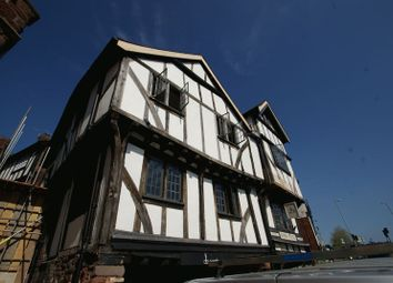 Thumbnail 1 bed flat to rent in Stepcote Hill, Exeter