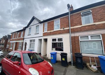 Thumbnail 3 bed terraced house for sale in Russell Street, Kettering, Northamptonshire
