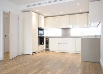 Thumbnail 1 bedroom property to rent in Gladwin Tower, 50 Wandsworth Road, Nine Elms, London