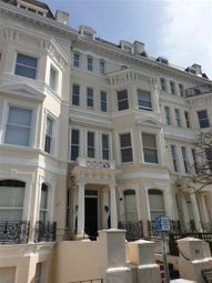 Thumbnail 1 bed flat to rent in Clifton Gardens, Folkestone, Kent