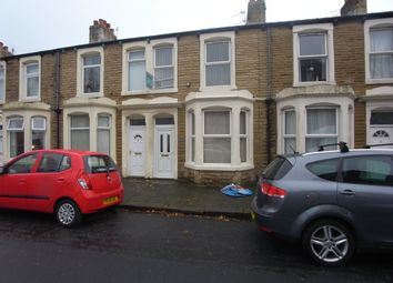 Thumbnail 2 bed terraced house to rent in Gardner Road, Heysham, Morecambe
