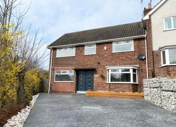 Thumbnail 3 bedroom semi-detached house for sale in New Mill Lane, Mansfield Woodhouse, Mansfield, Nottinghamshire