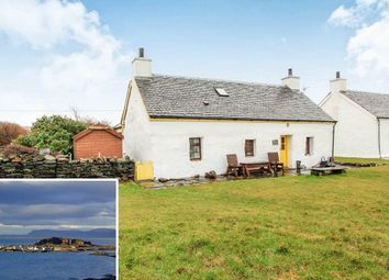 Thumbnail 2 bed cottage for sale in Easdale Island, Easdale, Argyllshire