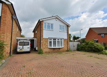 Thumbnail 3 bed detached house for sale in Turpin Avenue, Romford