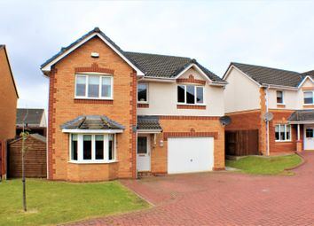 Thumbnail 4 bed detached house for sale in Blackhill Crescent, Summerston