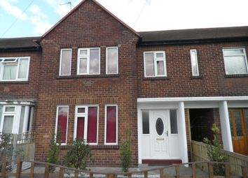 Thumbnail 3 bed terraced house to rent in Marsh Road, Rhyl