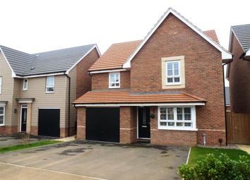 Thumbnail 4 bed detached house for sale in Talbot Road North, Wellingborough