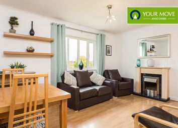 Thumbnail 1 bed flat for sale in Aldborough Way, York