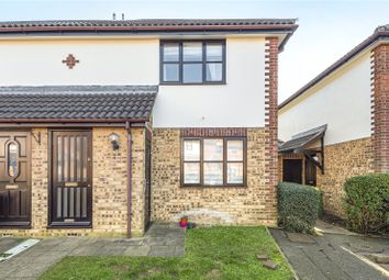 Thumbnail 1 bed maisonette for sale in Greenacre Close, Northolt, Middlesex