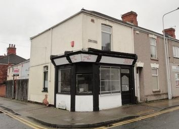 Thumbnail Retail premises for sale in Lord Street, Grimsby, South Humberside