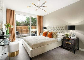 Thumbnail 1 bed flat for sale in Cooks Road, London