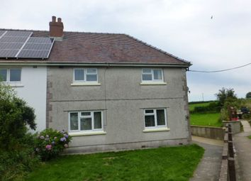 Thumbnail 3 bed semi-detached house to rent in Brynedda, Llansaint, Kidwelly