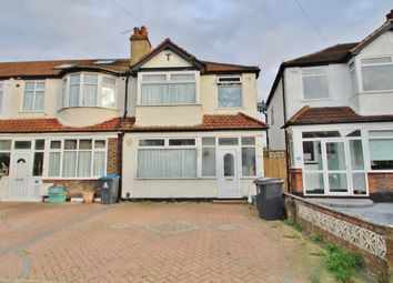 Thumbnail 3 bed end terrace house for sale in Cranborne Avenue, Surbiton, Surrey