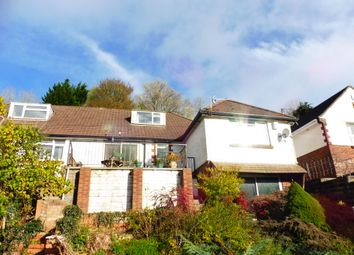Thumbnail 3 bed semi-detached house for sale in Leigh Road, Pontypool, Pontypool