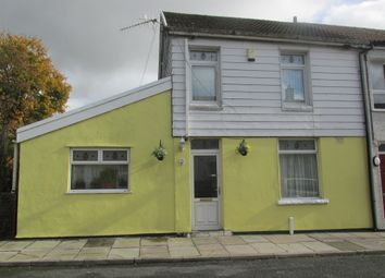 Thumbnail 2 bed end terrace house for sale in Davies Street, Dowlais, Merthyr Tydfil