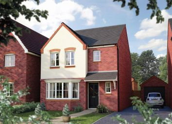 Thumbnail 3 bed property for sale in Fairview Park, Station Road, Chorley, Nantwich